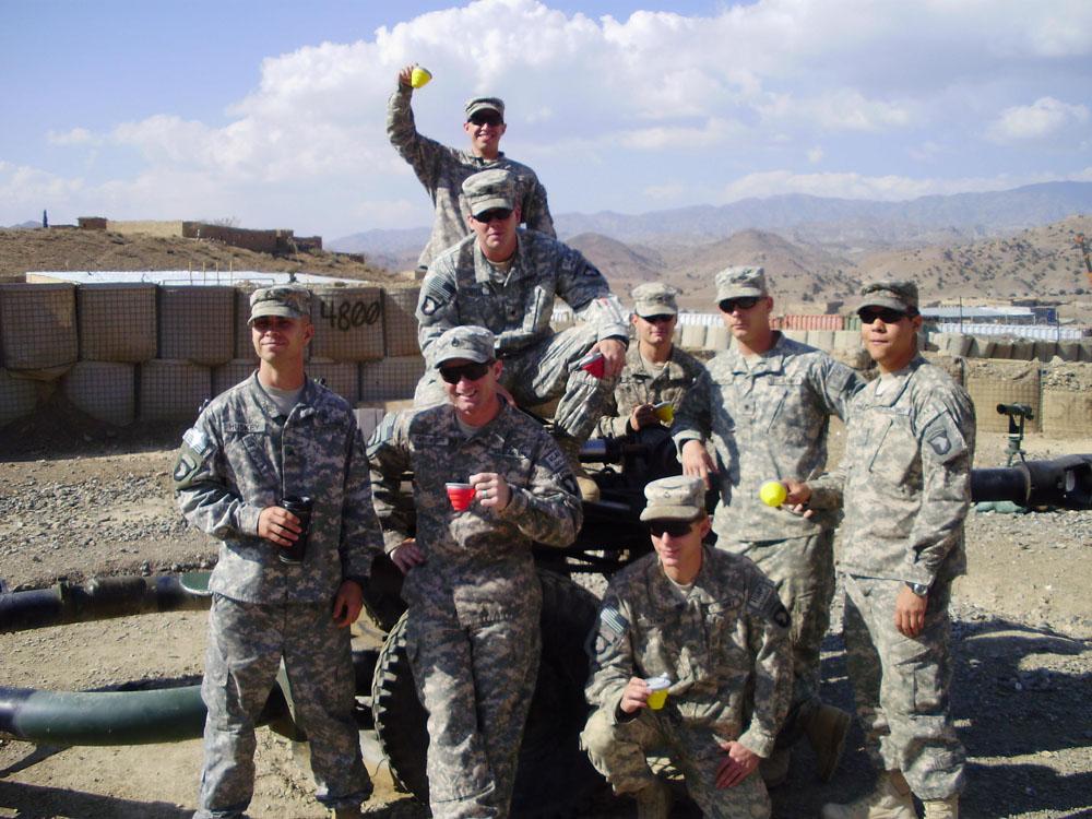 Castaldo's Platoon