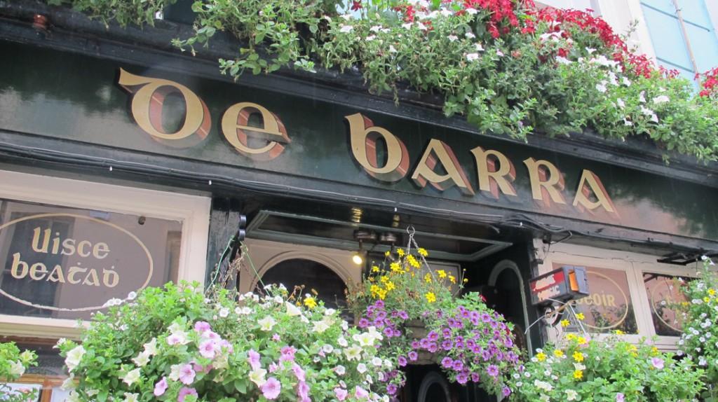 De Barra's