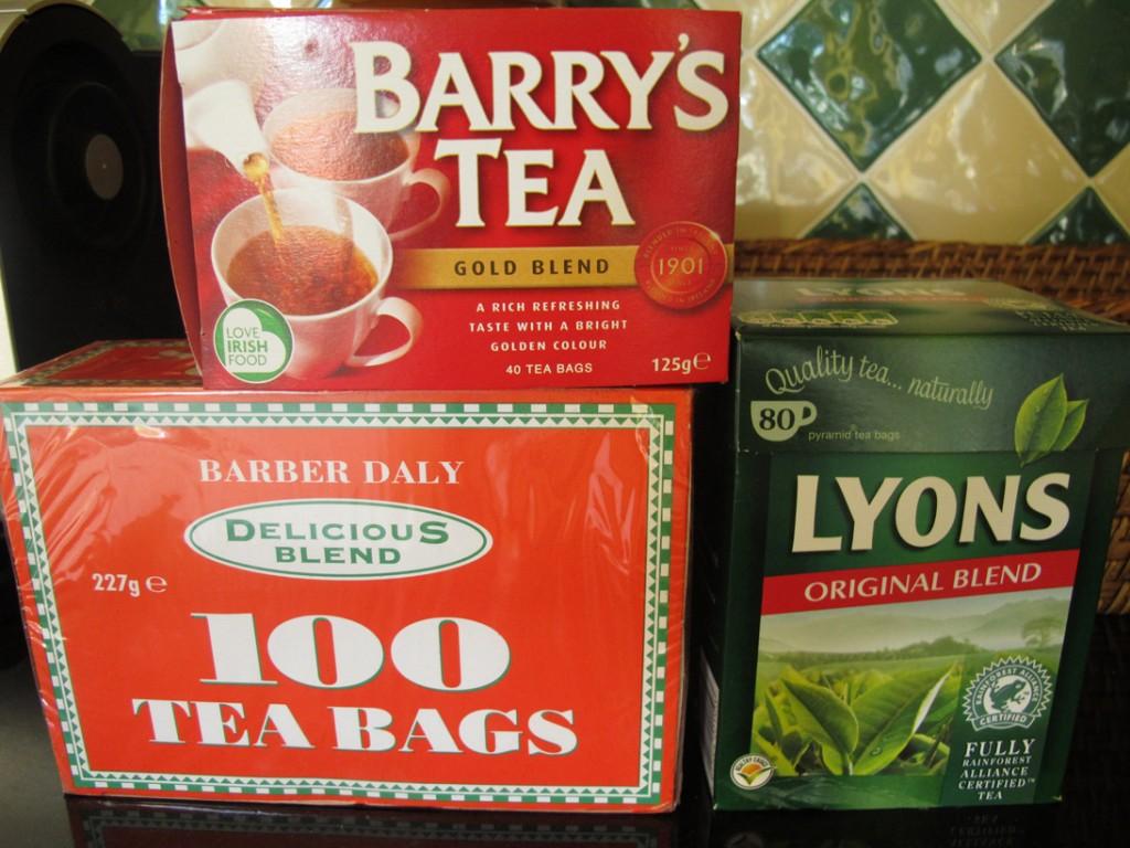 Irish Teas