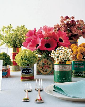 Martha Stewart Tea Boxes