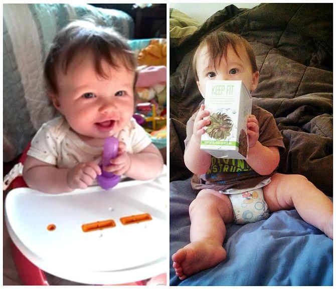 Tea Lovin Babies