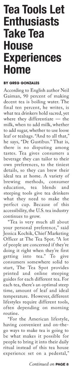 Tea Tools article part 1