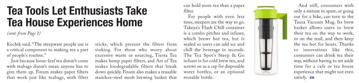 Tea Tools article part 2