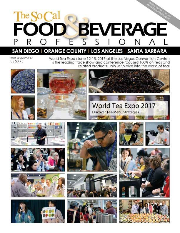 SoCal Food & Beverage Professional