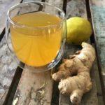 turmeric tonic detox infusion