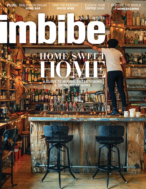 Imbibe Magazine: Home Sweet Home