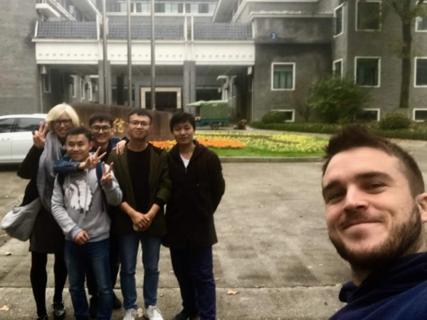 Research Team in China