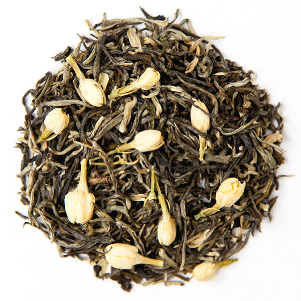 Magnolia Scented Green Tea